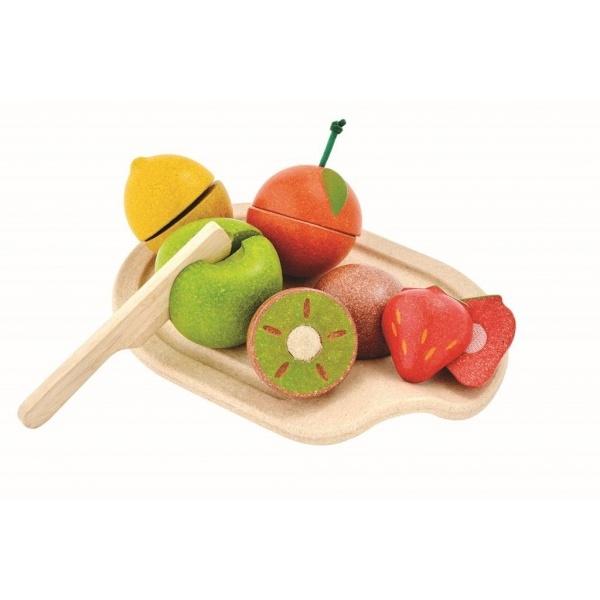 Surtido de frutas Plantoys
