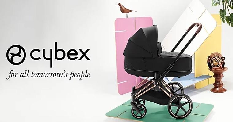 Presentamos el nuevo Priam de Cybex
