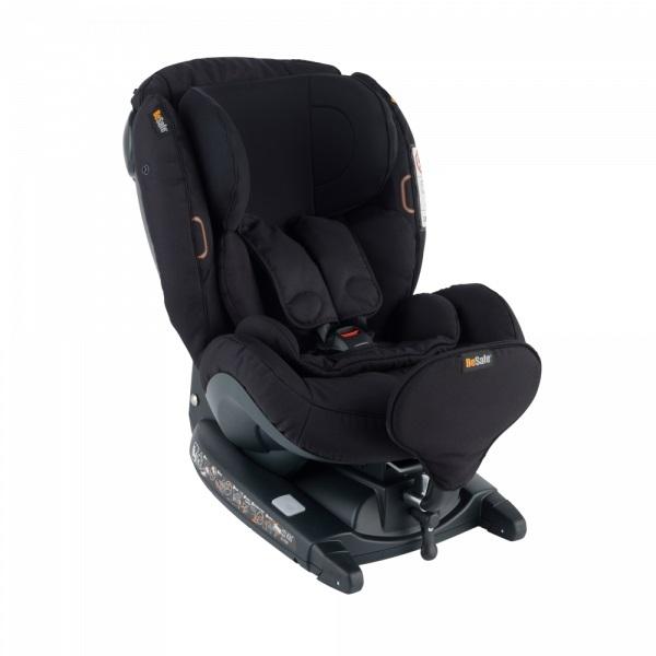 BeSafe iZi Kid X3 I-Size Black Cab