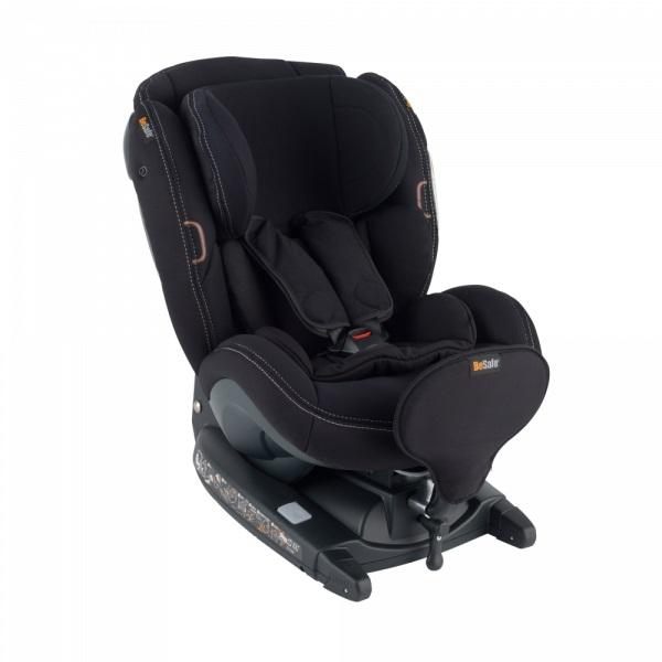 BeSafe iZi Kid X3 I-Size Car Interior Black