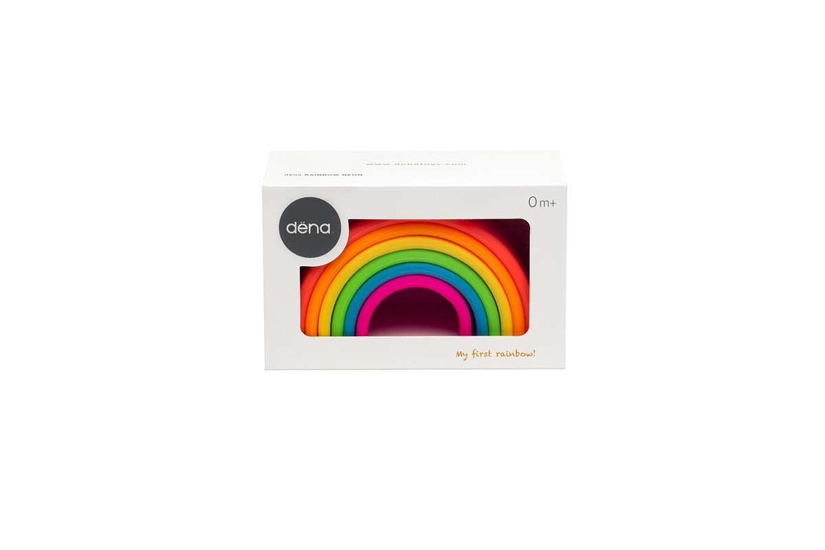 Arco iris 6 colores de Silicona Platino