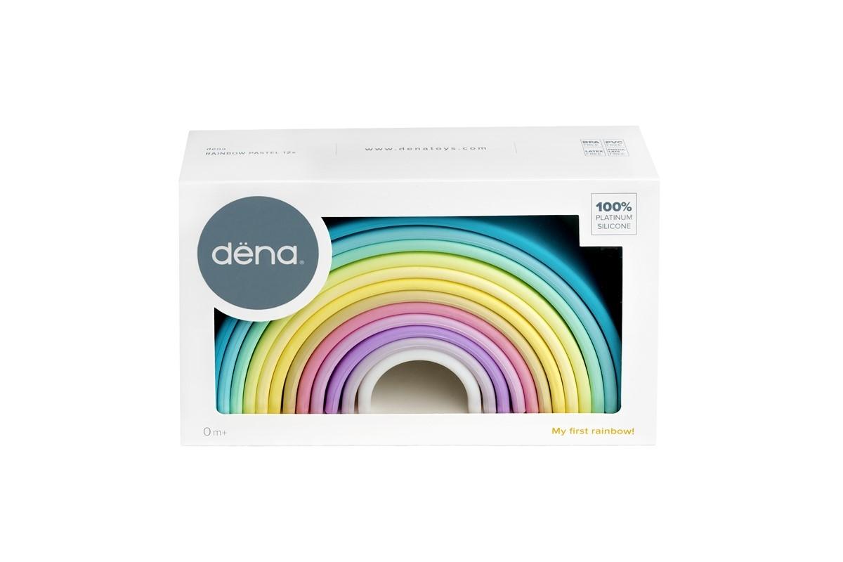 Arco iris 12 colores de Silicona Platino