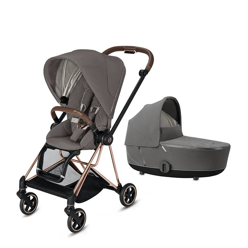 Cybex MIOS chasis Rose Gold