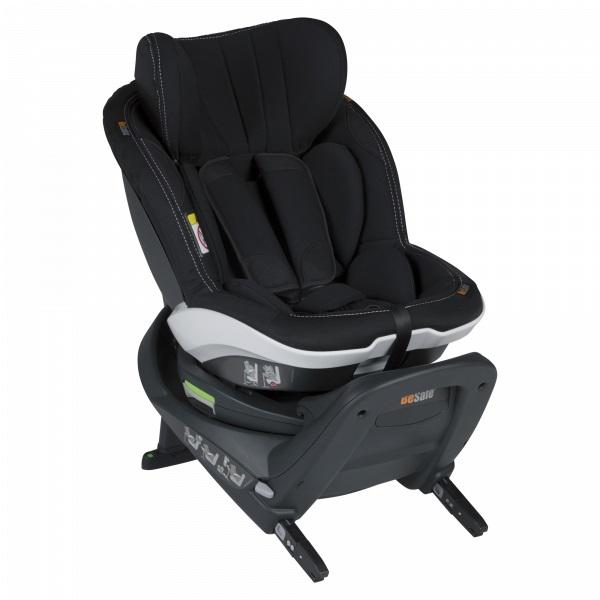 BeSafe iZi Twist I-Size Car Interior Black