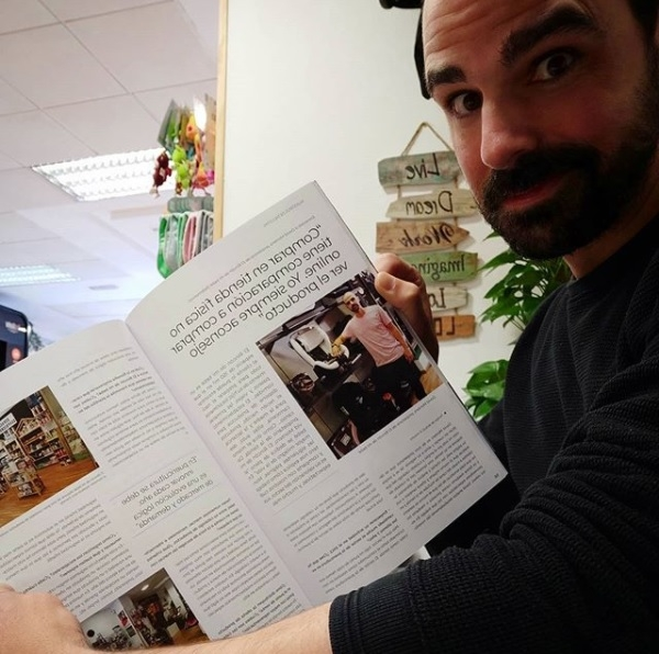 Entrevista en Puericultura Market