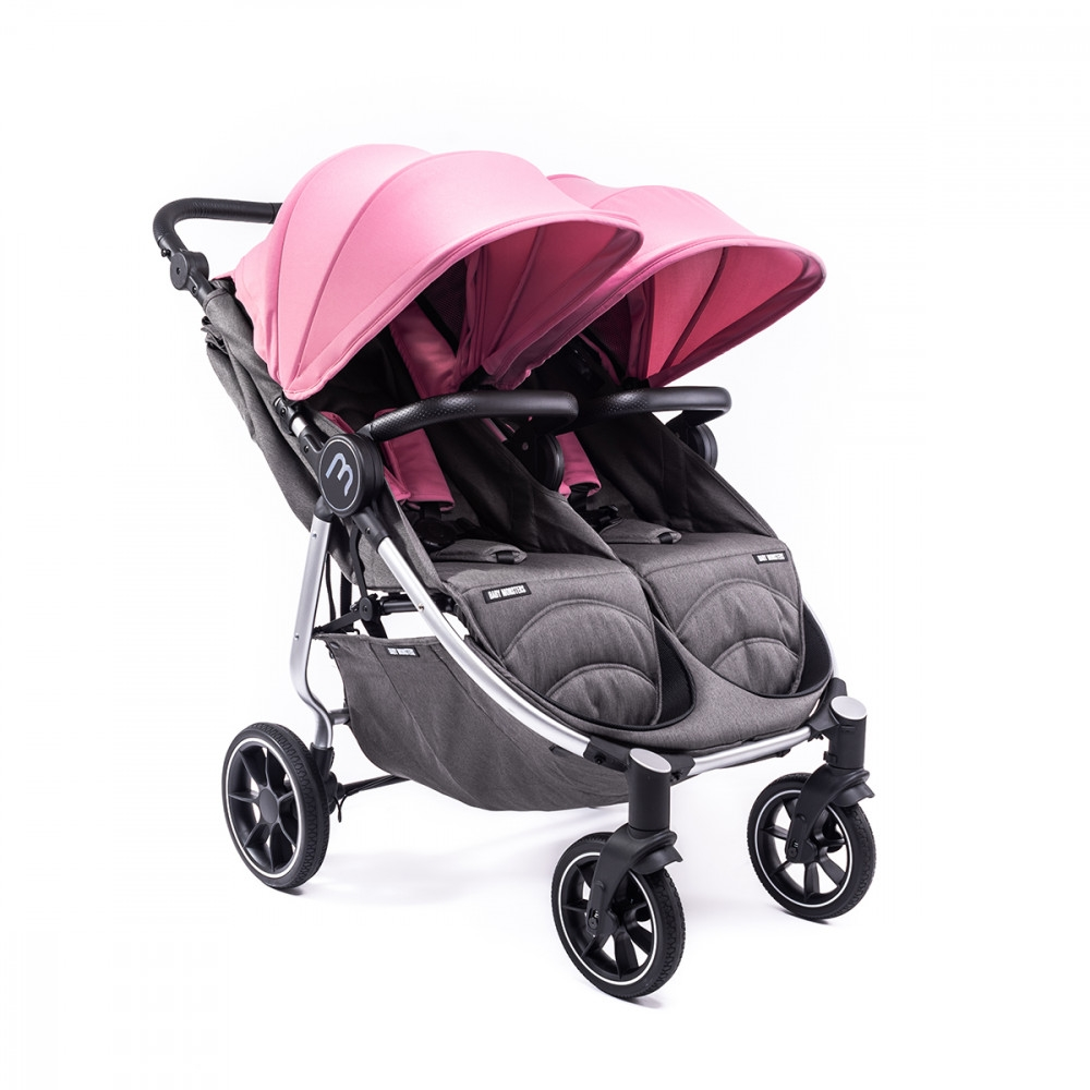 Baby Monsters Easy Twin 4 chasis plata
