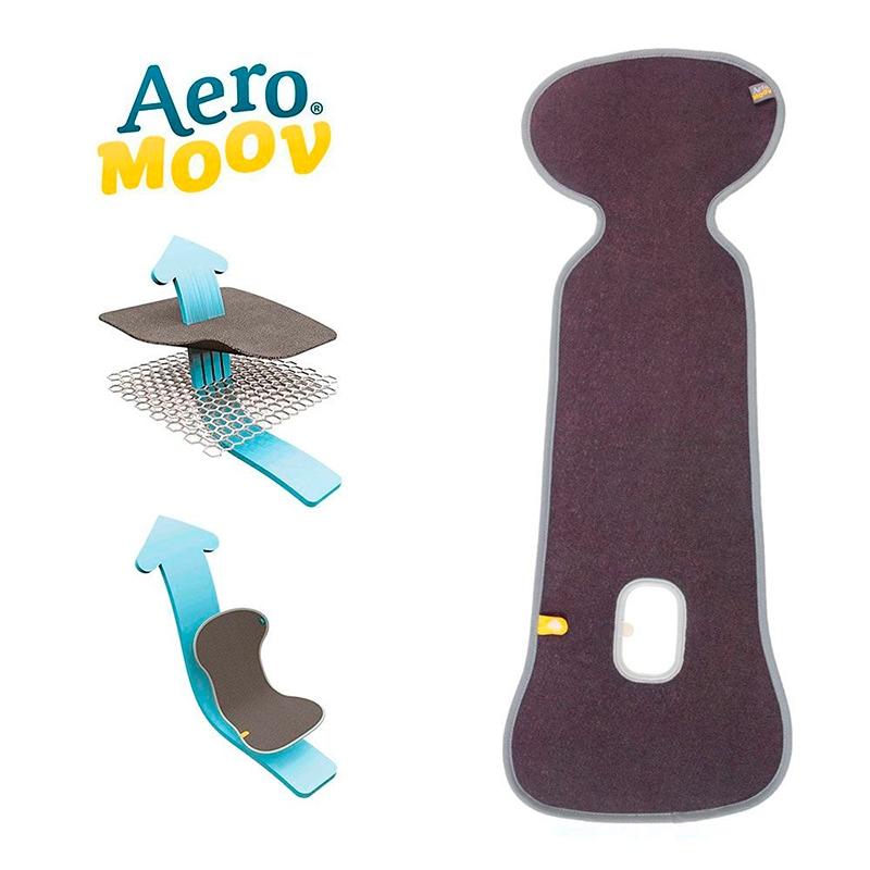Colchonetas universales Aeromoov para sillas de auto