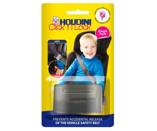 Houdini click and lock