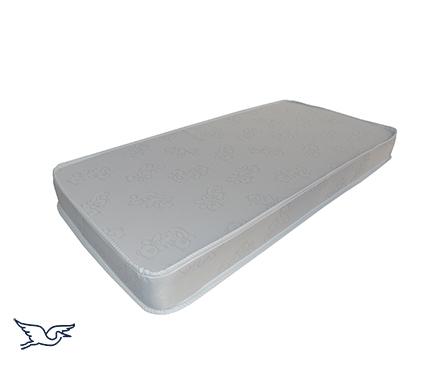 Colchón de espuma liso 10cm