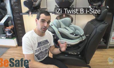 Izi Twist B I-Size de BeSafe