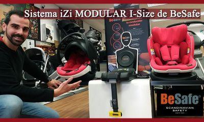 Sistema iZi Modular I-Size de BeSafe