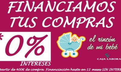 FINANCIAMOS TUS COMPRAS SIN INTERESES